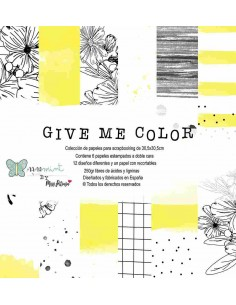 Give Me Color 12 pulgadas
