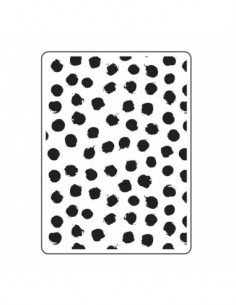 Carpeta de embossing blot dot