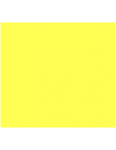 Cardstock lemon yellow