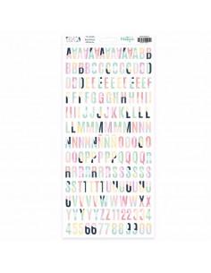 Alfabeto Bonita