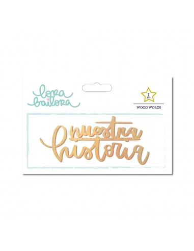 Maderita NUESTRA HISTORIA