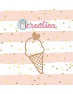 Shaker helado