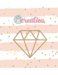 Shaker diamante