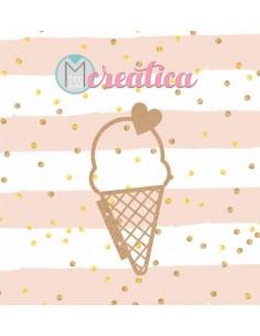 Shaker álbum helado