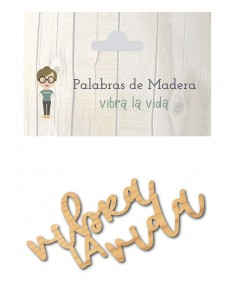 Maderita vibra la vida