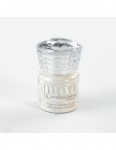 Polvos de embossing nuvo glitter shimmering pearl