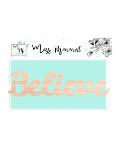 Maderita Believe