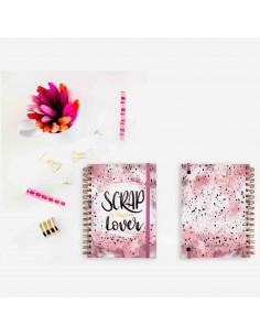 Cuaderno ScrapLover MixBlack