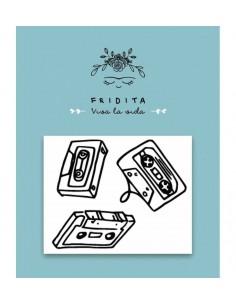 Mini cassettes