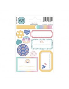 Stickers Pastel dreams