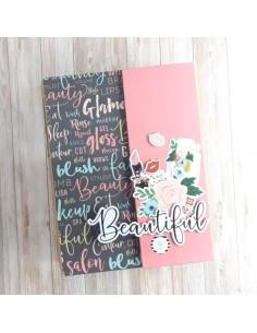 Kit Álbum Beautiful