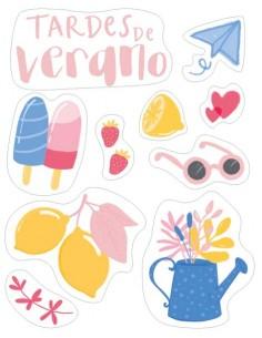 Stickers opacos El mejor...