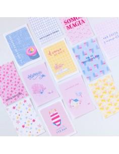 Vellum cards El mejor verano