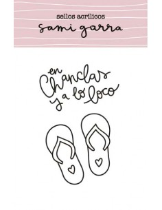 Sello EN CHANCLAS