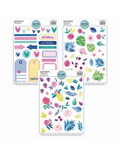 Die cuts Recortables Brisa
