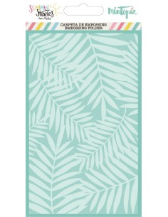 Carpeta embossing  Selva