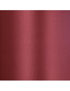 Cartulina perlada Rojo Burdeos