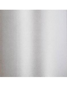 Cartulina perlada Plata
