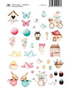 Stickers FLORECE