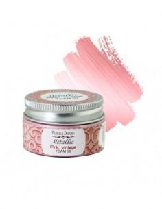 Metallic Pink Vintage