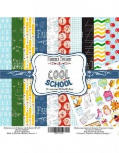 Set Cool School 12 pulgadas
