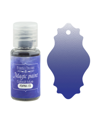 Magic paint Cobalt Blue