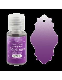 Magic paint Violet Rose